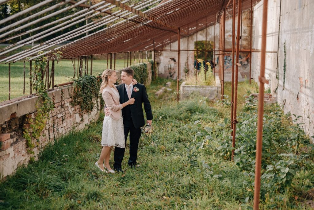 Paarshooting, Green Wedding, Spreeweiß, Heiraten im, Spreewald, Herbsthochzeit, Vetschau, Hochzeitsfotograf, Cottbus