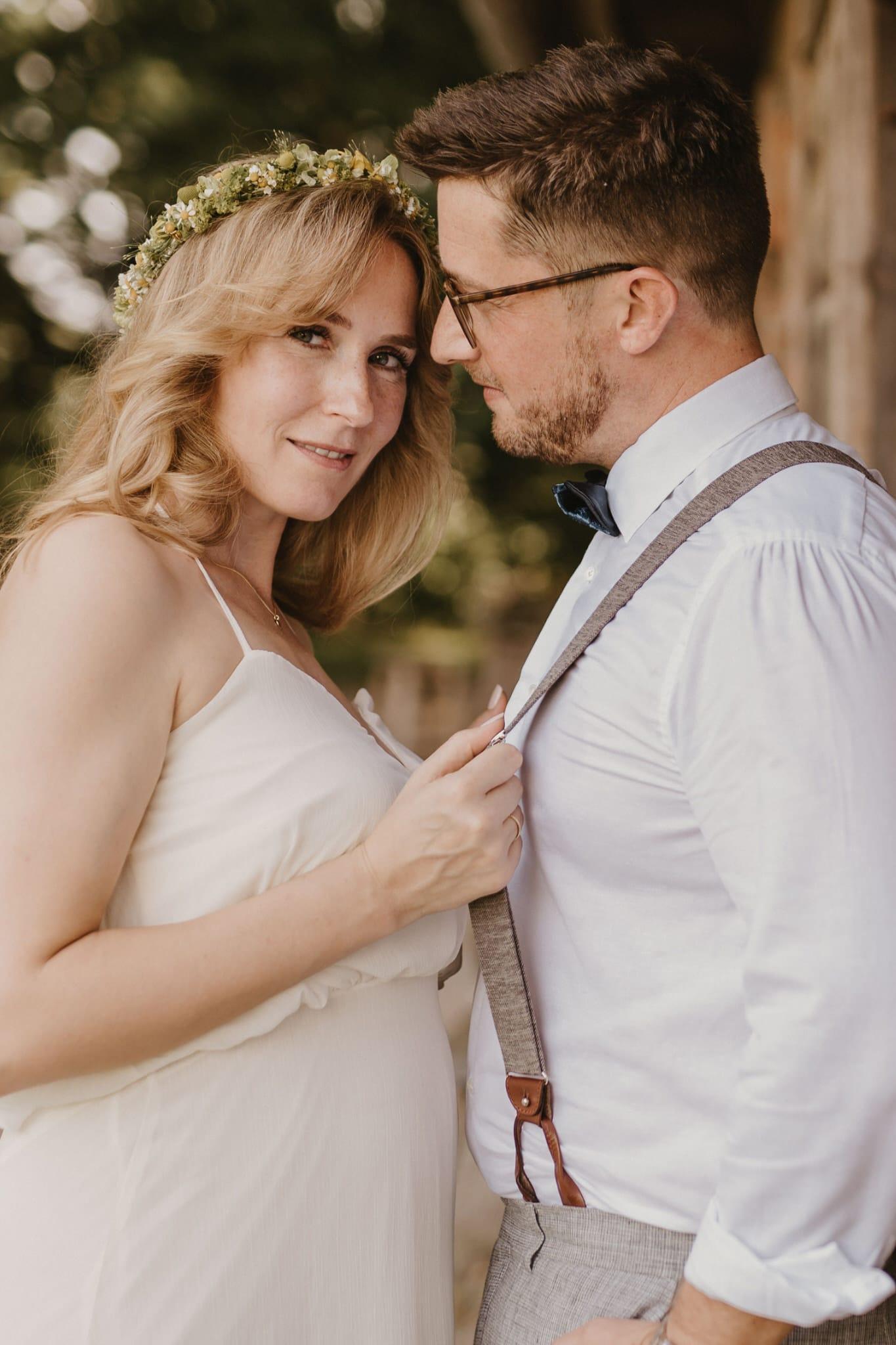 Hochzeit zu zweit, bleiche, burg, spreewald, raphael kellner